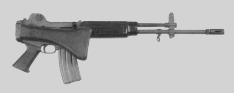 Rifle_Daewoo_K2_right